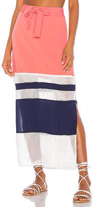 Flagpole Nadine Midi Skirt