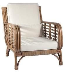 Ibolili Square Back Rattan Chair Ibolili