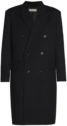 Bottega Veneta Compact Cavalry Wool Trench Coat