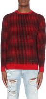 Off-White Tartan wool jumper