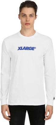 XLarge Og Lockup Jersey Long Sleeve T-Shirt