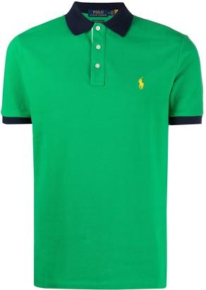 Polo Ralph Lauren Embroidered-Logo Polo Shirt