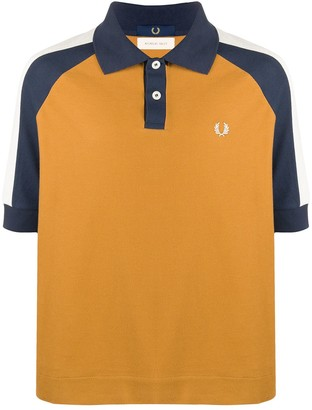 Fred Perry Short-Sleeved Polo Shirt