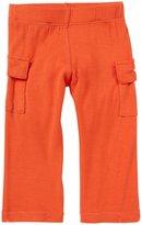 Kickee Pants Cargo Pants (Baby) - Frisbee-NB