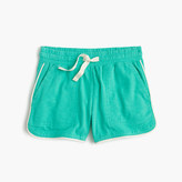 J.Crew Girls' pull-on knit short
