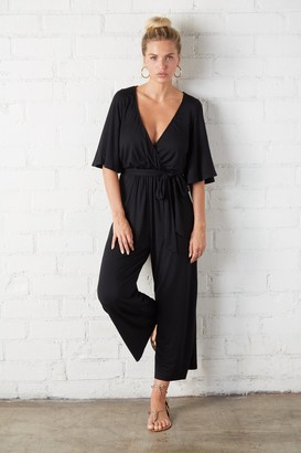 Rachel Pally Crop Meridith Jumpsuit