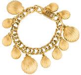 Tory Burch Seashell Charm Bracelet