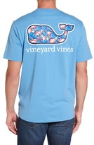 Vineyard Vines Men's Flippers Whale Graphic T-Shirt