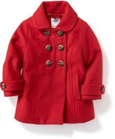 Old Navy Double-Breasted Peacoat for Toddler
