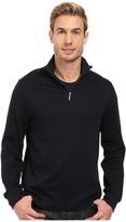 Perry Ellis Iridescent 1/4 Zip Jacket