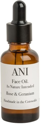 Ani Skincare Rose & Geranium Face Oil