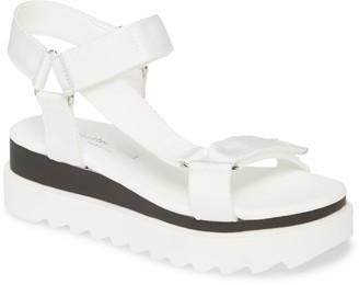 Charles David Rikki Platform Sandal
