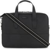 HUGO BOSS Aspen leather briefcase