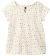 Tea Collection Gemma Notch Top (Baby Girls)