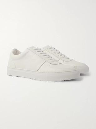 Mr P. Larry Full-Grain Leather Sneakers