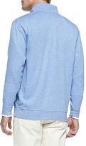 Peter Millar Cotton-Blend 1/2-Zip Pullover