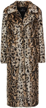 Unreal Fur Long Song Coat