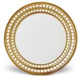 L'OBJET Perlée Gold Bread & Butter Plate