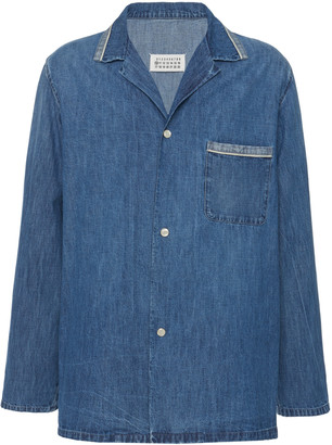 Maison Margiela Denim Shirt Jacket