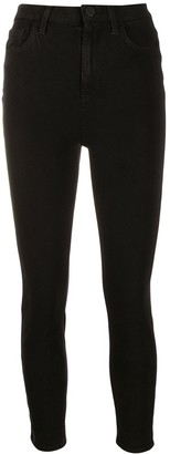 Pinko Cropped Skinny Jeans