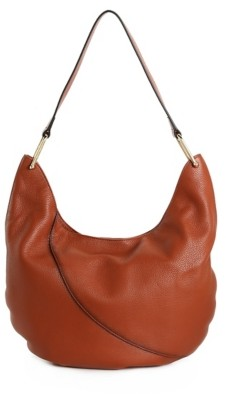 Vince Camuto Shae Leather Hobo Bag