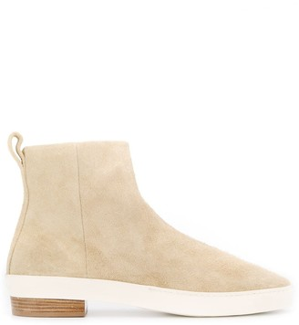 Fear Of God Low Heel Ankle Boots