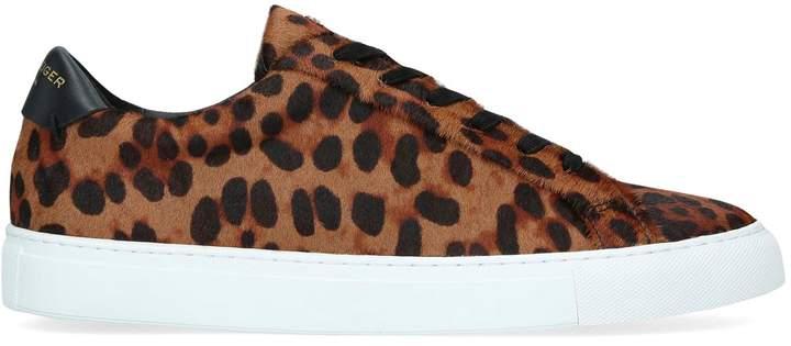 London Leopard Print Donnie Sneakers