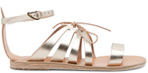 Ancient Greek Sandals Iphigenia Calfskin Leather Sandals