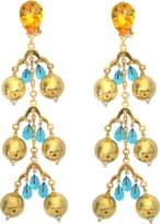 Aris Geldis Triple Dome earrings