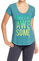 Old Navy Women's Active by Graphic Tees