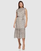 Oxford Whilomena Spot Dress