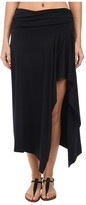 Michael Kors Draped Cover-Up Skirt
