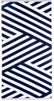 Sunnylife Sunny Life Luxe Diagonal Stripe Montauk Towel