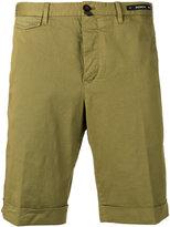 Pt01 chino shorts - men - Cotton/Spandex/Elastane - 48