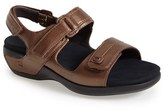Aravon Women's 'Katy' Leather Sandal