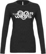 Indica Plateau Womens The Gear Wars Long Sleeve T-Shirt