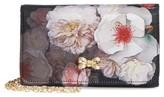 Ted Baker Cela Floral Print Clutch - Black