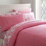 PBteen Mini Dot Duvet Cover + Pillowcases