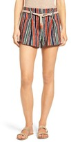 Moon River Women's Rope Tie Shorts