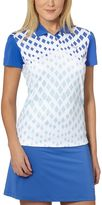 Puma Diamond Graphic Golf Polo Shirt