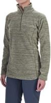 Mountain Hardwear Snowpass Fleece Shirt - Zip Neck, Long Sleeve (For Women)