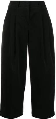 Pt01 cropped palazzo trousers