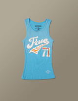 True Religion Girls Branded Tank