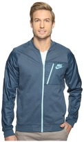 Nike Sportswear Advance 15 Fleece Full-Zip Jacket Men's Coat