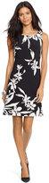 American Living Floral-Print Sleeveless Dress