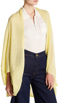 Minnie Rose Open Front Cashmere Cardigan