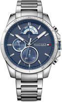 Tommy Hilfiger Men's Cool Sport Stainless Steel Bracelet Watch 40mm 1791348