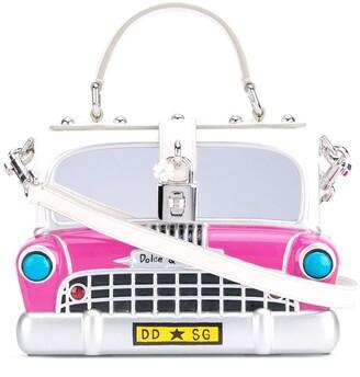 Dolce & Gabbana Dolce box car tote