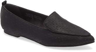 BC Footwear It's Time Vegan Perforated Flat