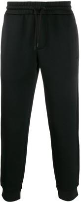 Emporio Armani Tapered Leg Track Pants